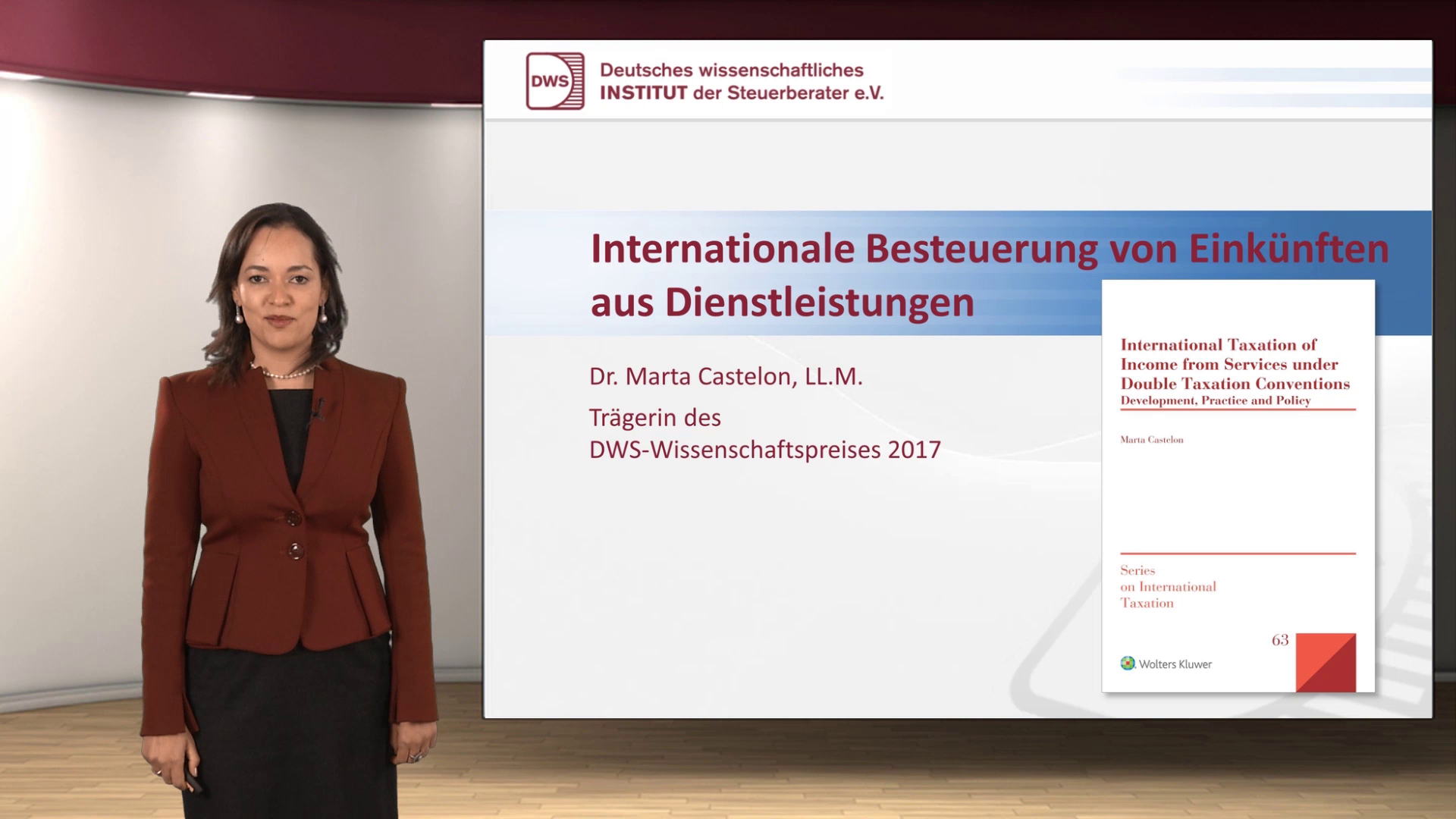 Frau Dr. Marta Castelon